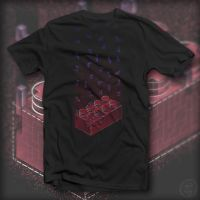 Brick-Ception tee by C0y0te7