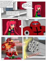 DU Crossover 2014 - Heroes United Chp 1 page 1 by CrystalViolet500