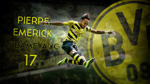 Aubameyang by spidermansquads
