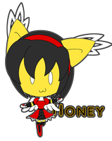 PC - Chibi Honey by Kasarin-desu