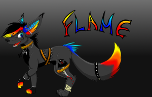 flame revamped by XNeonFeather