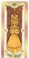 The Heal Clow Card by Libra-the-Hedghog