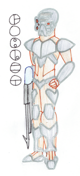 Goblet, Toa of the Constellation Crater by Color17