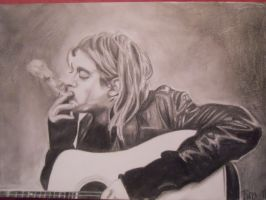 Kurt Cobain by Chooz