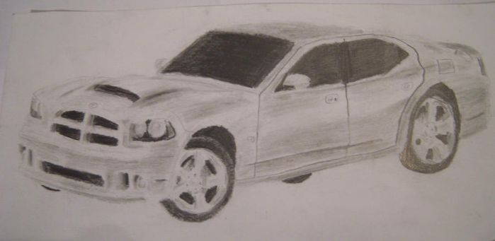 2006 Dodge Charger by KEKInc