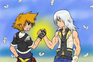 KH- Forever Friends- Color 1 by Gkenzo