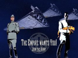 The Empire wants You by flash-and-blood