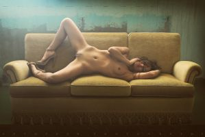 Chillout Couch by artofdan70