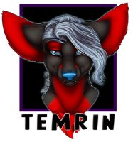 [Experiment] - Temrin Badge by Temrin