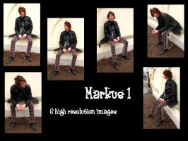 Markus 1 stock pack by Mithgariel-stock