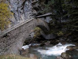 Roman bridge by bellaricca