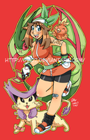 May Emerald Version by GH07