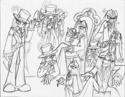 NiGHTS the Mad Hatter by TigerBaby27-0