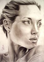 Angelina Jolie - Finished - by Xx-Catherine-xX
