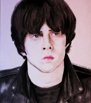 Jake Bugg by Mau-Art