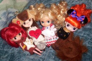 Toys for Dollies by pumibel