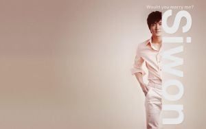 Siwon Wallpaper by Hattu-Aki