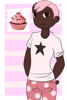 RQ - Pink Cupcake by teaunicorn