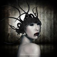 The monster inside her by PlacidAnemia