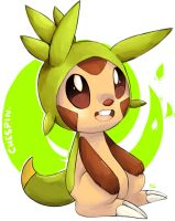 Chespin by Miiukka