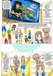 BaB (Spanish) - Aura y Queton, isla file, pag 1 by Color-Arcano