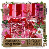 Scrapbooking RED v1 by rakanksa