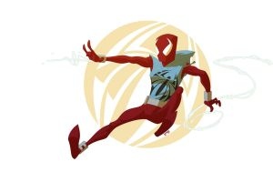 The Scarlet Spider by chrismunro