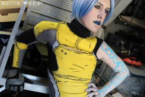 Maya Borderlands 2 Cosplay 3 by Fennec777