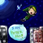 Link is Peter Pan? by LinksGirl