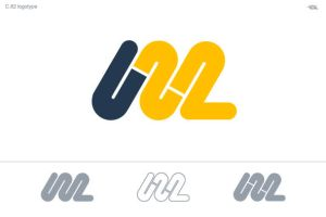 c82 logotype by clideone