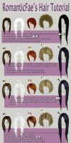 Hair Tutorial by RomanticFae