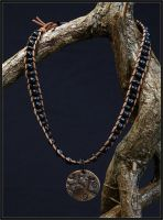 Tribal Choker by OrestesGraphics