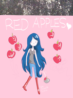 Marceline the vampire by PuttyPrincess123