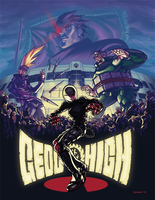 Capcom Fighting Tribute - Gedo High by dkirbyj