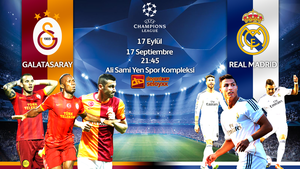 Galatasaray - Real Madrid | Champions League by seloyxx