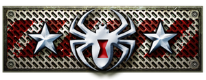 BWC - Spider Badge (full size) by Jeadin