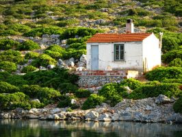 The only house by CiaSalonica