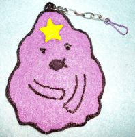 Lumpy Space Princess Key chain by TashaAkaTachi