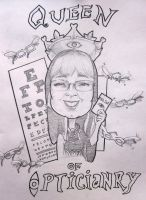 Queen of Opticianry by Bardsville