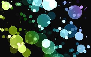Bokeh Wallpaper by nerfAvari