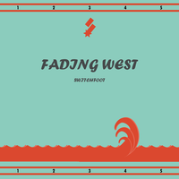 Fading West Album Art by melted-baloons
