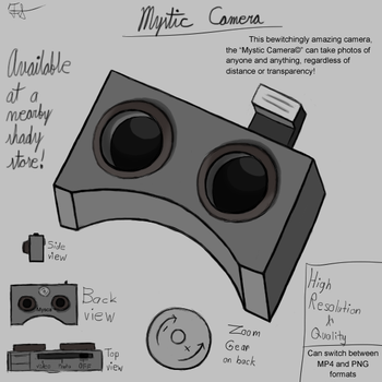 Mystic Camera by Silicogasa