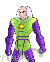 Lex Luthor by TULIO19mx