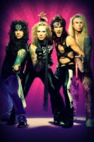 Steel Panther iPhone Wallpaper by Phileas100
