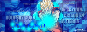 SON GOKU by Gus-09