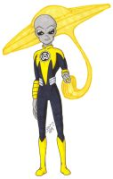 Sinestro Corps- Tok by CrazyJetty