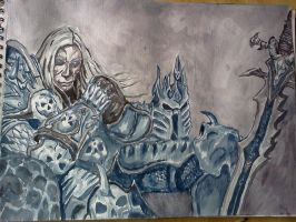 The Lich King by SymphonyP
