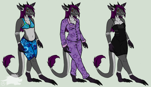 Outfits 2 by Deezmo
