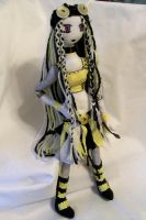 Yellow  Child by dollmaker88
