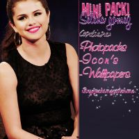 +Mini Pack:Selena Gomez by Fucking-CatchMe